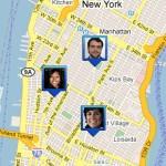 Con Google Latitude puoi localizzare amici e farti localizzare. Adesione volontaria, ma fa un po' paura lo stesso.