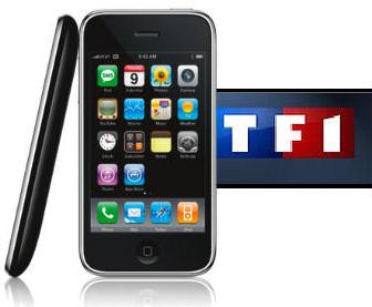 TF1 si può vedere su iPhone