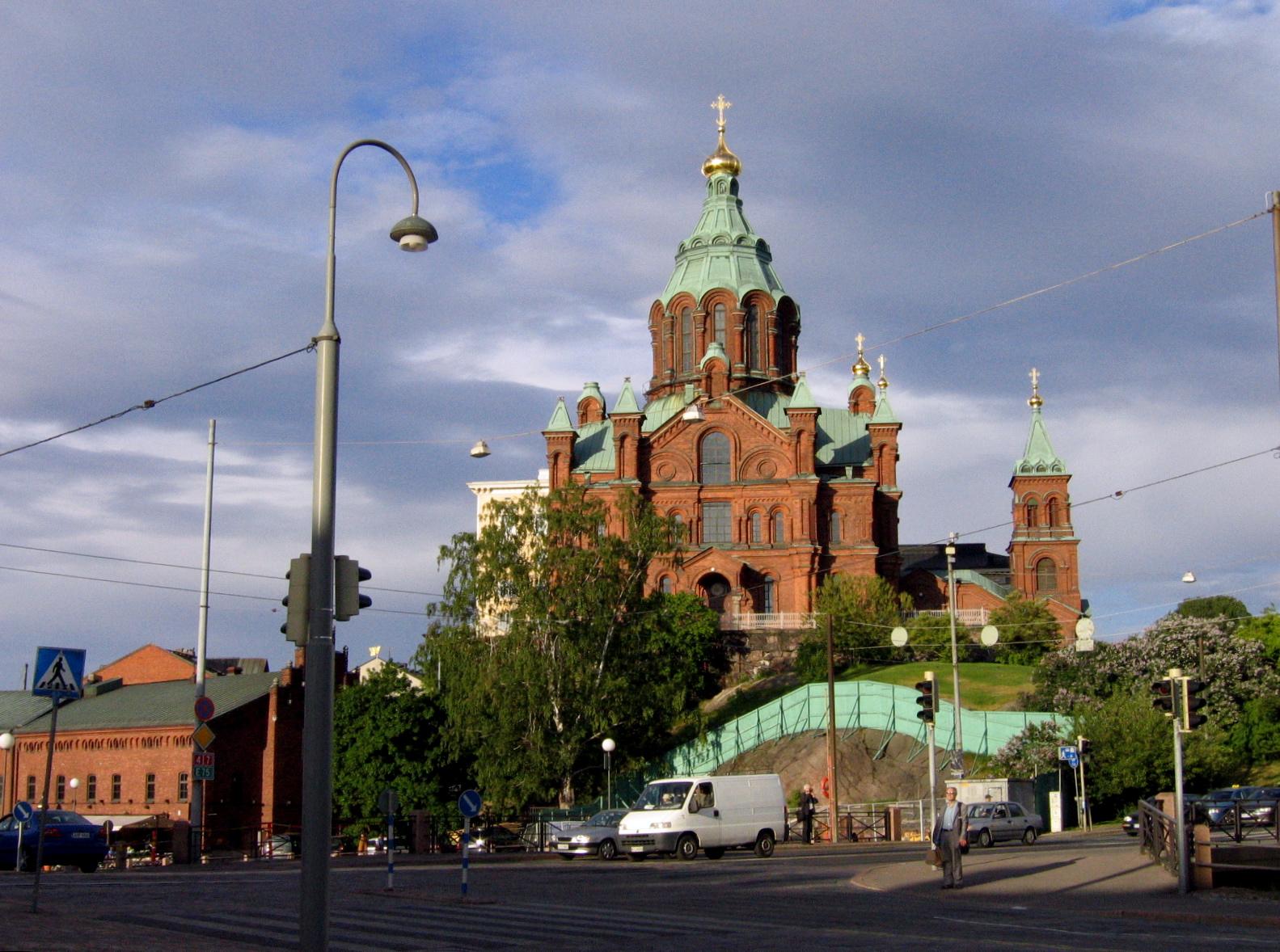 Il calore dei server per riscaldare helsinki pino bruno for Capitale finlandese