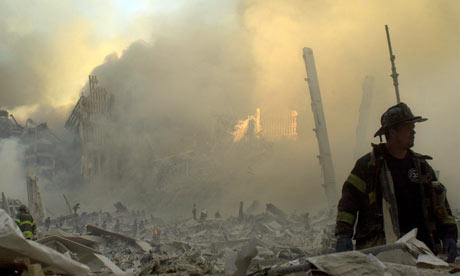 Dopo l'attacco terroristico alle Twin Towers