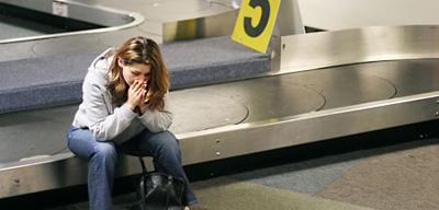 Il dramma della valigia perduta