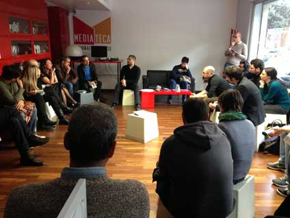 Brainstorming per la Maker Zone