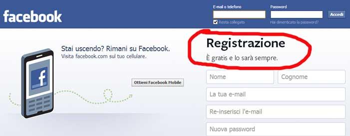 facebook-gratis-per-sempre