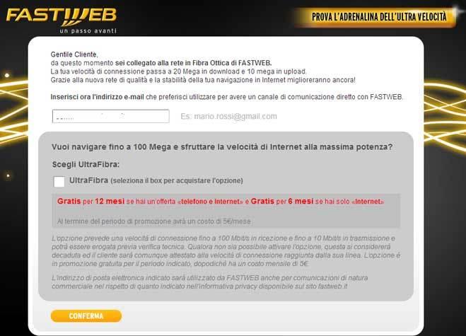 Fastweb-fibra