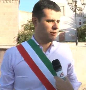 Francesco Mura sindaco di Nughedu Santa Vittoria