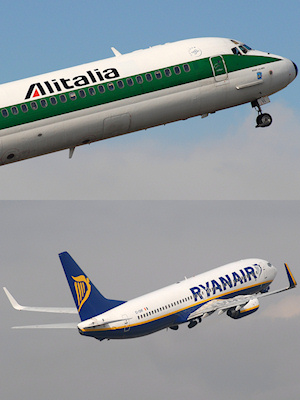 Alitalia_Ryanair