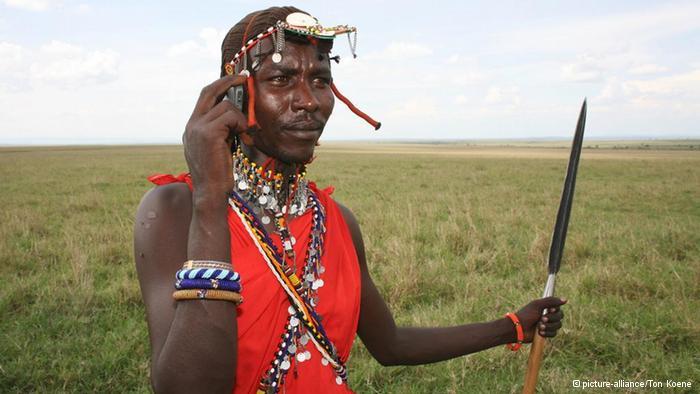 Mobile-Massais