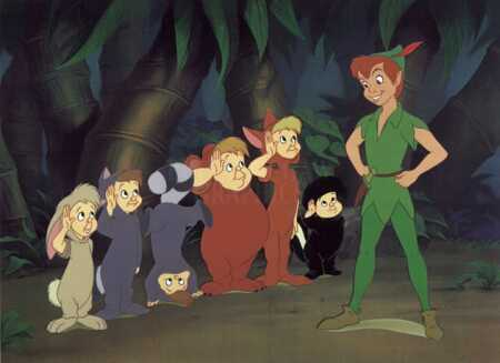 disney-peter-pan-and-the-lost-boys