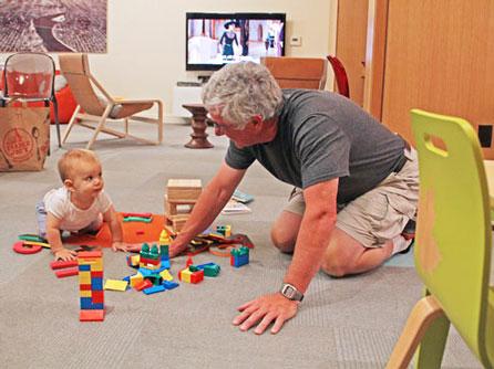 nonno-baby-sitter